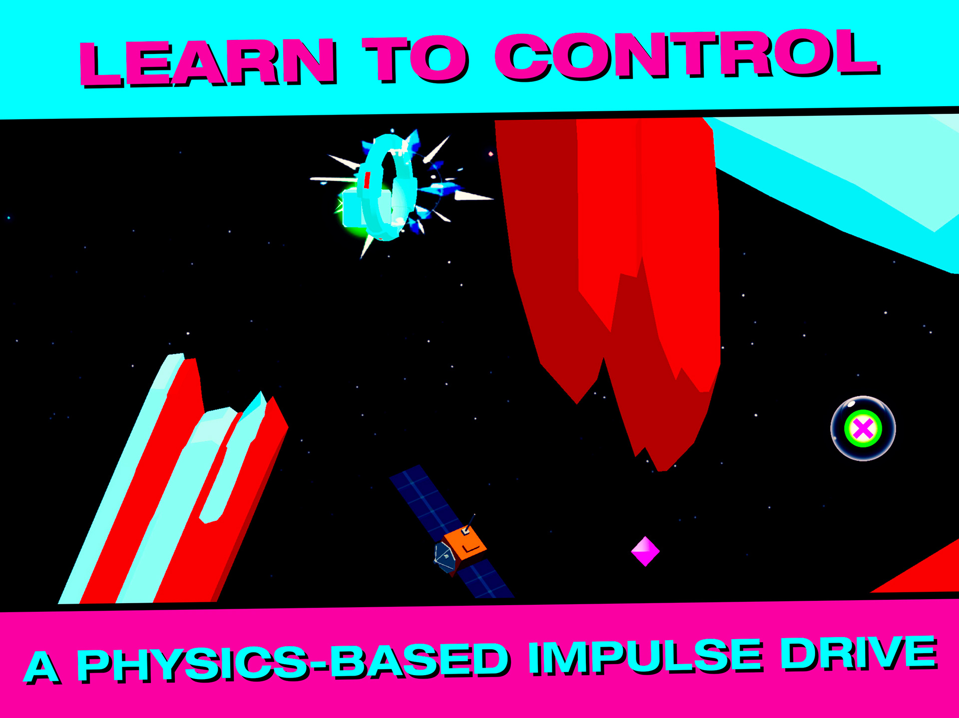 LEARN TO CONTROL A PHYSICS-BASED IMPULSE DRIVE